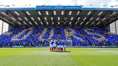 How Pompey battled back from the brink