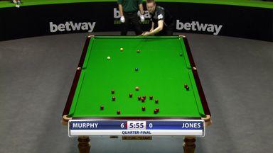 Murphy's astonishing shot