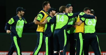 World Cup: Ireland defeat Zimbabwe by five runs in Hobart cracker