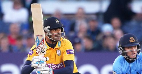 Shah to return to Hampshire