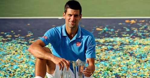 Novak changing tennis