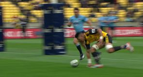 Savea try blooper