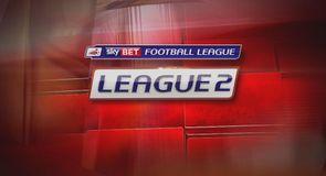 League 2 Round-up - 25th April