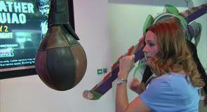 Boxing Challenge - Natalie Pinkham