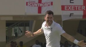 Anderson breaks Botham's record