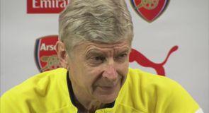 Wenger eyes strong finish