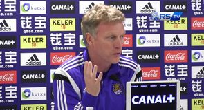 Moyes aware of Athletic threat