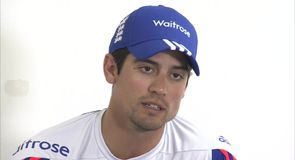 Cook keen to end run drought