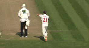 County Cricket Round-Up - Monday