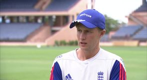 Root encouraged by England form