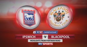 Ipswich 3-2 Blackpool