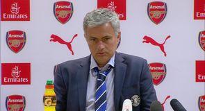 Mourinho dismisses boring chants