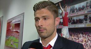Giroud keen to prove quality