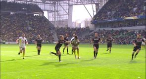 Fofana try decides it for Clermont