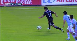 Hernandez helps Madrid to win