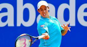 Nishikori v Bautista Agut - Barcelona Open