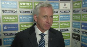 Pardew disappointed despite domination