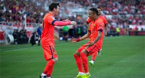 Sevilla v Barcelona