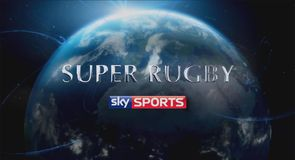 Super Rugby Try Time - Round 11