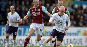 Chamberlin previews Everton v Burnley