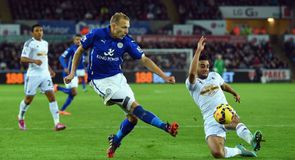 Chamberlin previews Leicester v Swansea