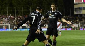 Rayo Vallecano v Real Madrid