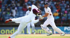 West Indies v England - 2nd Test Day 5