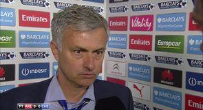 Mourinho still chasing points