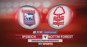Ipswich 2-1 Nottingham Forest