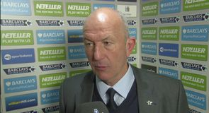 Pulis proud of performance