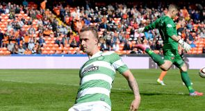 Griffiths shining at Celtic