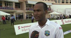 Brathwaite proud of 100