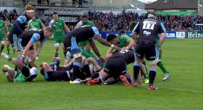 Connacht 13-31 Glasgow