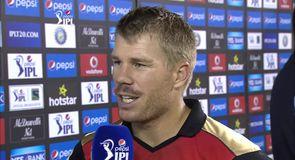Warner praises 'fantastic' bowlers