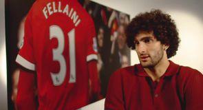 Fellaini: I never lost quality