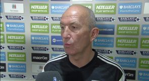Crystal Palace v West Brom - Pulis