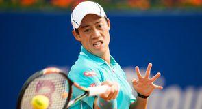 Nishikori wins Barcelona Open