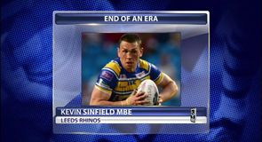 Sinfield exit 'end of an era'