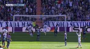Madrid ease past Eibar
