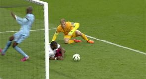 Should Hart have seen red?