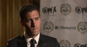 PFA Awards - Eden Hazard