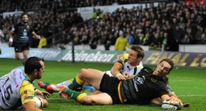 Champions Cup 2014/15 - Top 10 Tries
