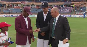 England win toss and will bowl first