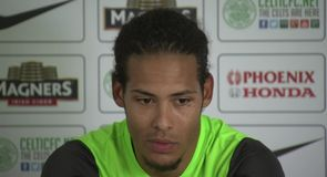Celtic's van Dijk may leave