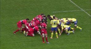 Toulon v Clermont - Round 12