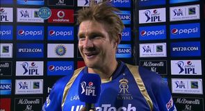Rajasthan Royals lose by Super Over