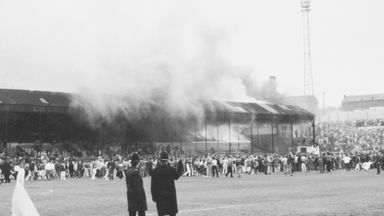 Bradford City fire claims emerge