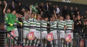Celtic win Scottish Youth Cup