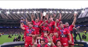 Toulon lift first Champions Cup