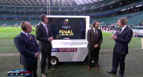 Champion Cup final analysis